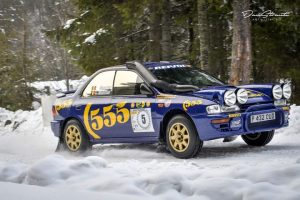 VICTORIE SURPRIZĂ LA ROMANIAN HISTORIC WINTER RALLY 2020