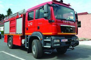 Bilanț ISU pentru primele opt luni ale acestui an: pompierii covăsneni, din ce în ce mai ocupați