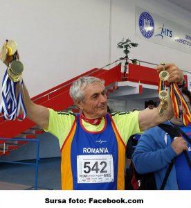 Covăsnean în echipa României, la Campionatul European de alergări montane, derulat în Spania