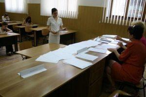 Se apropie perioada de înscriere la examenul de titularizare