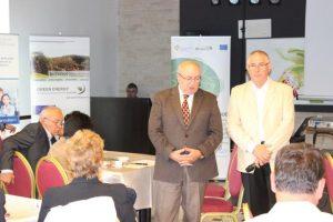"""Schimb de experiență în domeniul biomasei, între specialiști din țară și din străinătate, printr-un eveniment organizat astăzi, de clusterul """"Green Energy"""""""