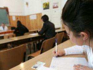 Astăzi încep probele scrise din cadrul examenului național de Bacalaureat