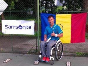 """""""Promovez sportul paralimpic, oraşul Sfântu Gheorghe şi România! ÎNTOTDEAUNA!"""""""