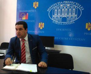 Fostul prefect Sebastian Cucu:  Mi-am făcut datoria, am servit Guvernul României şi cetăţenii