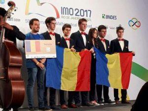 Ministerul Educației: Lotul olimpic al României a câștigat șase premii la Olimpiada internațională de matematică