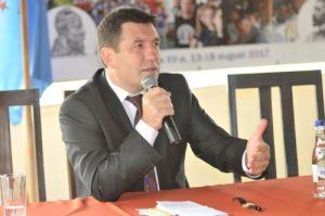 Vlad Cubreacov (Asociaţia Răsăritul Românesc): Noi, românii din afara graniţelor ţării suntem români de un leu