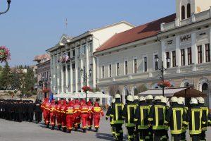 Ziua Pompierilor, marcată în județul Covasna
