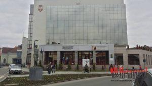 Protest la Judecătoria Sfântu Gheorghe; activitatea suspendată temporar