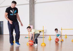 """Programul """"Iniţiere în sport"""", destinat preşcolarilor şi şcolarilor mici, lansat la Sfântu Gheorghe"""