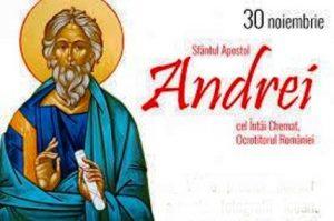 Sf. Apostol Andrei - Ocrotitorul României
