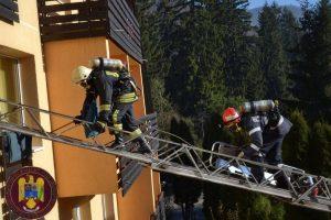 Siguranţa cetăţeanului – o prioritate a pompierilor