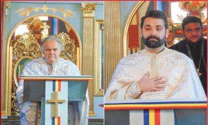 """Părintele Vasile Antonie Tămaș a fost instalat preot paroh în parohia Vâlcele """"Din toate puterile mă voi strădui să fac o fărâmă de bine, măcar, peste toate păcatele, pentru biserica ortodoxă din Covasna, implicit din Vâlcele"""""""