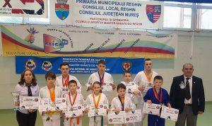 Aur, argint și bronz pentru sportivii Clubului Samurai OPS Sfântu Gheorghe
