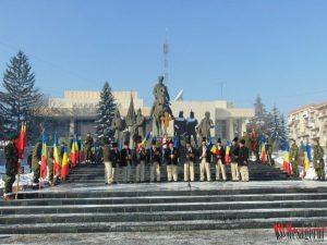 """Mica Unire – 24 ianuarie, sărbătorită la Sfântu Gheorghe  """"Vom reface <<în miniatură>> marșul celor 100 de români care la 1 Decembrie nu au fost prezenți la Sfântu Gheorghe, ci în capitala Marii Uniri, la Alba Iulia."""""""
