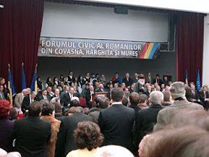 FCRCHM atrage atenţia asupra fondului de dezvoltare a ţinutului secuiesc lansat de Guvernul Ungariei