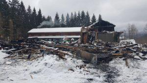 Începe construirea şcolii din Comandău, în locul celei distruse de incendiu în urmă cu doi ani