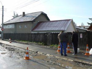 Teodorovici: Până la finalul anului, toate şcolile care au toalete în curte vor fi dotate cu containere moderne, cu baie
