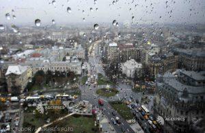 Cod galben de ploi torenţiale şi vijelii în 23 de judeţe, până luni seara Este vizat și județul Covasna