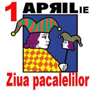 1 aprilie - Ziua păcălelilor