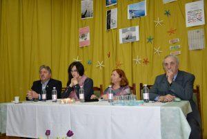 Noi, secuii, și prietenii noștri români  Prezentare de carte, la Sfântu Gheorghe