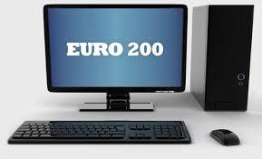 """Continuă programul """"Euro 200"""". Cereri pentru sprijinul acordat pentru achiziționarea de calculatoare"""