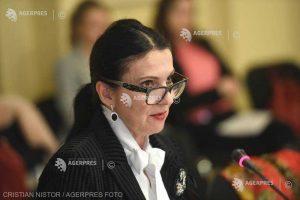 Sorina Pintea susţine înfiinţarea unei asociaţii a spitalelor