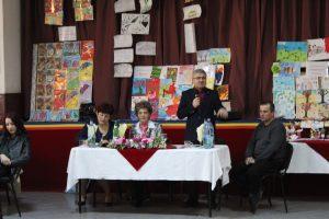 Educația estetică în învățământul primar, tema cercului pedagogic al învățătorilor de la secția română