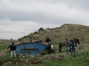 Peste 16 metri cubi de deșeuri au fost adunate, la sfârșit de săptămână