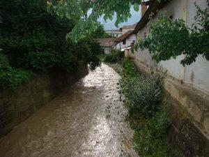 Edilii locali din Sfântu Gheorghe iau măsuri pentru a preveni inundațiile