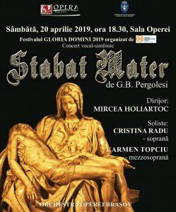 Sărbătorile Pascale omagiate de Opera Brașov