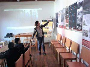 Activități de educație muzeală organizate de MNCR