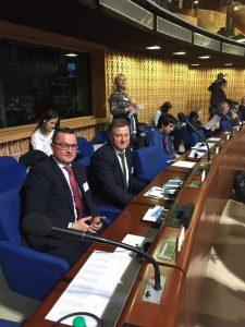 Doi consiliei PNL au fost prezenți la lucrările Congresului Autorităților Locale și Regionale din cadrul Consiliului Europei