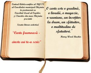 """""""Carte frumoasă, cinste cui te-a scris!""""- concurs de competențe lingvistice în limba română pentru minorități"""