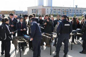 Ziua porților deschise la Jandarmeria Covasna, astăzi