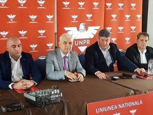 """Gabriel Oprea, președinte UNPR: """"Indiferent de naționalitate, suntem români și suntem membri ai Uniunii Europene, acesta e viitorul comun al nostru."""""""