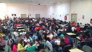 """Proiectul internațional Erasmus+ """"Human Rights/Europe"""" continuă la școala gimnazială """"Mihail Sadoveanu"""" din Întorsura-Buzăului"""