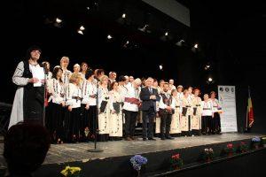 """Satul românesc, folclorul și mișcarea corală, la loc de cinste, prin Festivalul național coral """"George Sbârcea"""""""