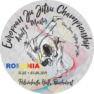 Participare covăsneană la Campionatele Europene  de Ju-Jitsu, la București