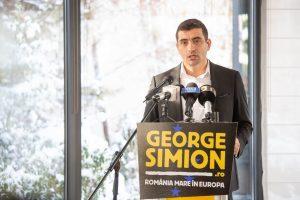 GEORGE SIMION: VREM CA ROMÂNII DIN COVASNA SĂ FIE RESPECTAȚI LA EI ACASĂ