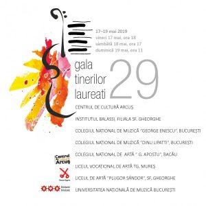 """""""Gala tinerilor laureați la concursuri naționale și internaționale"""", la CC Arcuș"""