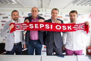 Fotbal: Laszlo Csaba, noul antrenor al echipei Sepsi OSK Sfântu Gheorghe