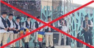 Antal Arpad: Compromisul pe care l-am făcut pe ultima sută de metri (în legătură cu prezenţa folclorului românesc pe scena din Piața Sfântu Gheorghe-n.red) nu a fost un plus pentru Sfântu Gheorghe