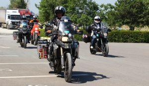 Activități pentru prevenirea accidentelor rutiere în care sunt implicați motocicliștii