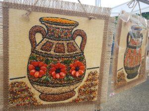 Obiecte handmade în scop caritabil, la Târgul Meşteşugarilor de la Zilele Sfântu Gheorghe