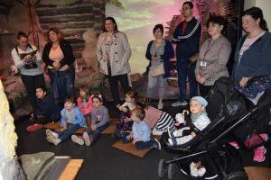 """La """"Noaptea muzeelor"""", peste 300 de persoane au vizitat expozițiile și activitățile Muzeului Național al Carpaților Răsăriteni (MNCR) din Sfântu Gheorghe"""