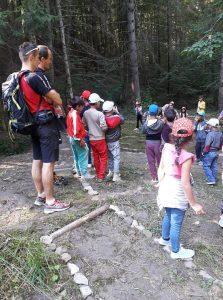 Valorile naturale ale județului Covasna, promovate în cadrul Școlii Altfel