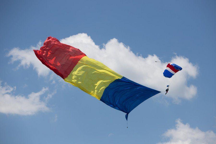 Ziua Drapelului Național va fi sărbătorită mâine, la Sfântu Gheorghe