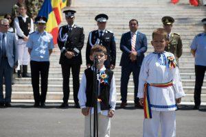 Ziua Drapelului Național a fost sărbătorită, cu fast, la Sfântu Gheorghe