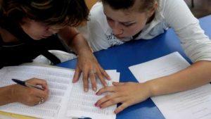 Pregătiri pentru admiterea în învățământul liceal și profesional de stat