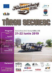 Campionatul Național Klausenburg Retro Racing, la Târgu Secuiesc